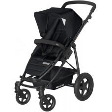 KOELSTRA - Binque Daily -First Edition - Kinderwagen inclusief Boodschappenmand - Zwart