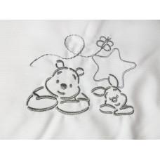 Campingbedje Winnie De Pooh.Babykamer Ledikant