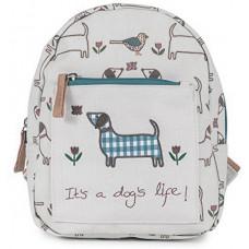 PINK LINING - Rugtas - Tekst: It's a dog's Life