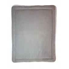 ISI MINI - Boxkleed / Kruipkleed - Grijs - limited edition - 80*100
