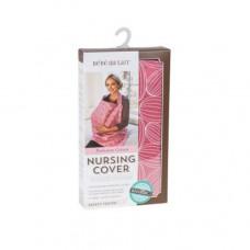BEBE AU LAIT - premium cotton nursing cover - montecito