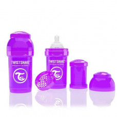 TWISTSHAKE - Anti-colic babyfles - Purple Bestie - 330ml