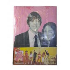 DISNEY - High school musical - dekbedovertrek - 135x200 - met hoeslaken