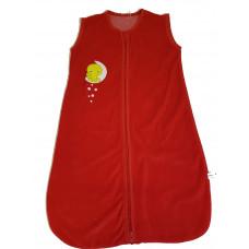 DREAMBEE - zomerslaapzak - rood - 70cm
