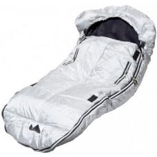 JOLLEIN - Comfort bag - Voetenzak - Zilver