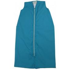 JOLLEIN - Slaapzak zomer 70 cm - turquoise sanforized