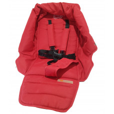 KOELSTRA - Binque Daily - Buggy inzet - Rood
